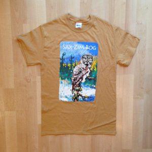 Merchandise—t-shirt Silent Dusk mens mocha IIMG_1868
