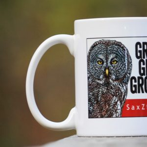 12-oz. Great Gray Groupie Mug 750x505 IMG_0070877