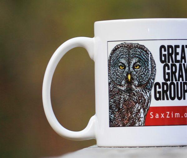 12-oz. Great Gray Groupie Mug 750x505 IMG_0070877