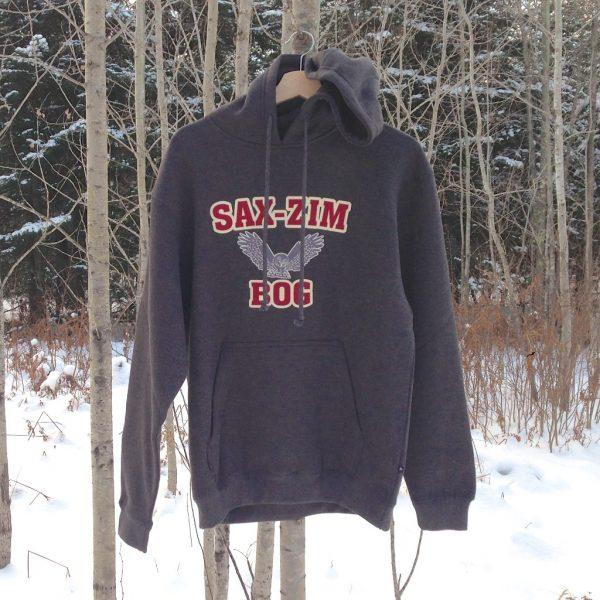 merchandise FOSZB gray hoodie sweatshirt IMG_5332