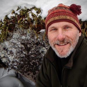 Joe Walewski bio photo Ferns North Woods DSCN9863